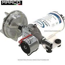 Autoclave elettro pompa a controllo elettronico 12/24v MARCO UP3/E 15lt/min