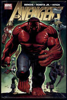 Avengers Volume 2 Bendis Romita Hardcover HC Graphic Novel Sealed Marvel Comics