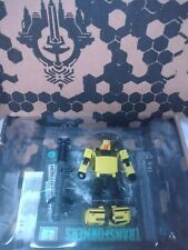 """Transformers Generations Selects War for Cybertron WFC-GS13 """"Hubcap"""" MIB"""