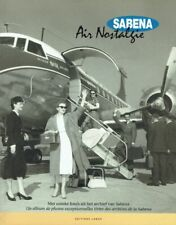 Sabena Air Nostalgie | Labor | 2002
