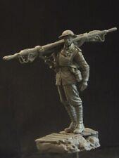 AC Models Allied Stretcher Bearer + scenic base WW1 1/32nd Unpainted kit