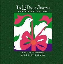 The 12 Days of Christmas by Robert Sabuda (2006, Book, Other, Anniversary)