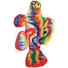 "WINDSOCK--36"" Tie Dye Fish Windsock by Skydog Kites"