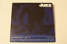 JUICE MAGAZIN COMPILATION VOL 2 CD 2000 (Cali Agents Da Fource Capone-N-Noreaga)