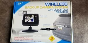 "VR 3Rear View  ""  Wireless Back-Up Camera ""  with 2.5"" LCD Monitor"