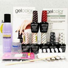 OPI GELCOLOR THE ICONS KIT Intro Basic Starter Gel Set >Pick 5 Color+Base+Top+..