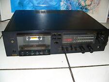 SABA CD 362 Stereo Cassette Deck Tapedeck Cassettendeck