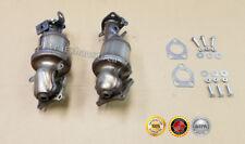 2009-2015 Honda Pilot 3.5L Exhaust Direct-Fit Catalytic Converters (Bank 1 & 2)