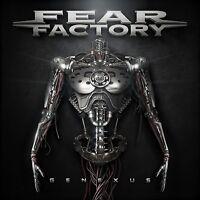 FEAR FACTORY - GENEXUS  CD DIGIPACK NEU