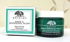 Origins Make A Difference Plus+ Rejuvinating Moisturiser - 50ml - New - Boxed