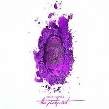 NICKI MINAJ - THE PINKPRINT (DELUXE EDITION)  CD NEUF
