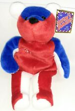 Salvino's Bammers All American # 31 MIKE PIAZZA Teddy Bear Plush - 1999 4th July