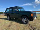 1994 Land Rover Range Rover  1994 Range Rover Classic 300tdi turbo diesel 5 speed manual RING 912.4148993