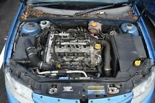 2007 SAAB 9-3 CONVERTIBLE 1.9 CDTI 150HP Z19DTH ENGINE W/ TURBO PUMP & INJECTORS