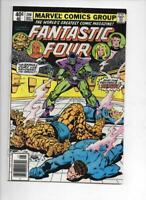 FANTASTIC FOUR #206, VF+, Skrull, Sinnott, 1961 1979, Marvel, more FF in store