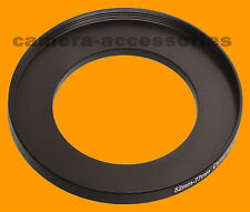 52 Mm a 77 mm 52-77 anillo adaptador de filtro de escalonamiento Step Up 52-77 mm 52mm-77mm