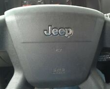 2009 10 Jeep Compass/Patriot Driver Wheel Air Bag OEM Black W/90 Day Warranty