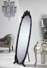 Resin Freestanding Oval Decorative Mirrors