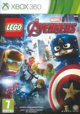 Lego Marvel Avengers - XBOX 360 neuf sous blister VF