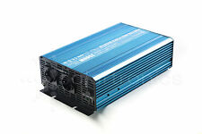 Spannungswandler 24V 2500 5000 Watt reiner SINUS Inverter Wechselrichter