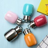 Mini Stainless Steel Travel Mug Vacuum Bottle Coffee Flask Thermos Cup Portable