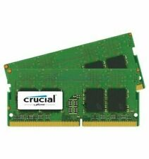 Crucial 16Go (2x8Go) PC4-19200 (DDR4-2400) SO-DIMM Kit de Mémoire RAM (CT2K8G4SFS824A)