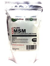 1.1 lb (500g) 100% PURE MSM POWDER -JOINT PAIN & ARTHRITIS RELIEF PHARMACEUTICAL