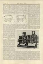 1920 Swiss Federal Railways Electric Goods Locomotive Oerlikon 3