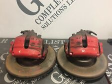 Skoda Octavia Vrs 312mm Front Brake Calipers 2009