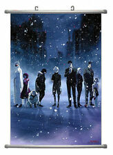 Tokyo Ghoul Anime Group Wall Scroll Extra Large Size - 60x90 CM