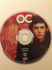 The O.C. -  Season One - Disc 4 Only (DVD,2004) DVD Disc Only - Replacement Disc