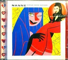 NANNE GRÖNVALL GRONVALL Cirkus Homo Sapiens 1998 Face Music FMCD001 11trx CD