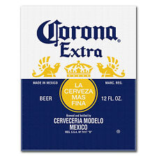 "Corona Extra Towel Beer Beach Pool FULLY LICENSED!!! JUMBO FOR TWO 54""x68"""