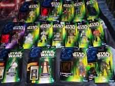 Star Wars Power of Force 16 Action Figure LOT NEW VG Rare 1996 & MORE MAKE OFFER