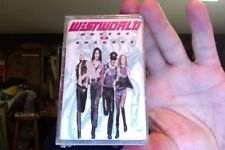 Westworld- Movers & Shakers- new/sealed cassette tape