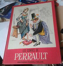 PERRAULT. Contes. Editions piccoli Milan. image de Marino