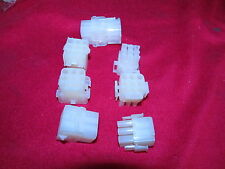 Lot of 50 pairs Male / Female TE / AMP Mate-N-Lok 9 Pin 1-480706-0 707 Free Ship