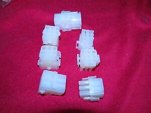 Lot of 50 pairs Male / Female TE / AMP Mate-N-Lok 9 Pin 1-480706-0 707 Free Ship