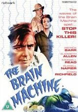 The Brain Machine (DVD, 2013) British film UK dvd  1955 Patrick barr max reed