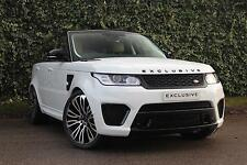 Land Rover Range Rover Sport Upgrade EXCLUSIVE SVR Body Styling (Body Kit ONLY)