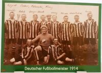 SpVgg Fürth + Deutscher Fußball Meister 1914 + Fan Big Card Edition F7 +