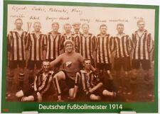 SpVgg Fürth + Deutscher Fußball Meister 1914 + Fan Big Card Edition F7 +
