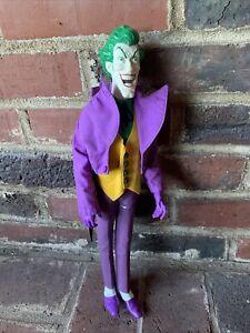 "VTG 1989 15"" Joker Doll Action Figure by Hamilton Gifts RARE Vintage DC Comics"