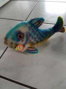 Steiff Fisch Flossy