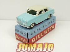MRY5 Car 1/48 Mercury Hachette: Alfa Romeo Giulietta