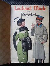 Freiherr di finitura-luogotenente Mucki