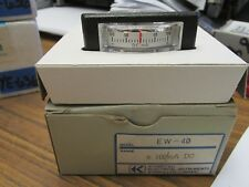 NEW KYORITSU ELECTRICAL INSTRUMENTS PANEL METER EW-40 .... YE-638