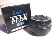 Kenko Tele Plus Duplicatore 2X per Canon FD