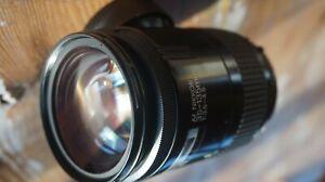 Nikon Af Nikkor 35-135mm F/3.5-4.5 Zoom + 2 bouchons