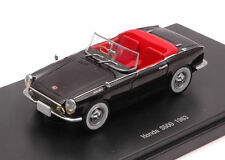 Honda S500 1963 Black 1:43 Model 45467 EBBRO